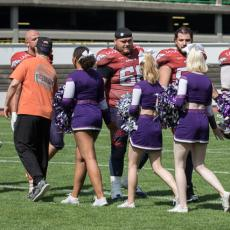 Gladiators - Broncos 2019
