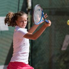 CorpoSana U14 Tennis Open Basel 2018